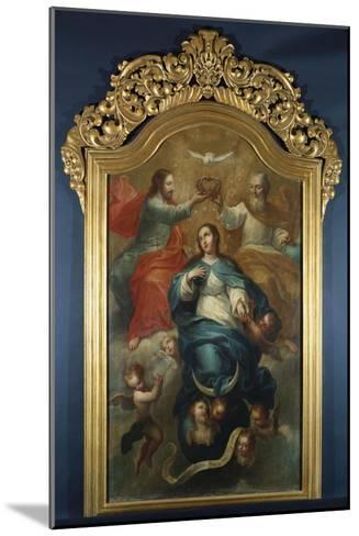 Coronation of the Virgin-Emilio Boggio-Mounted Giclee Print