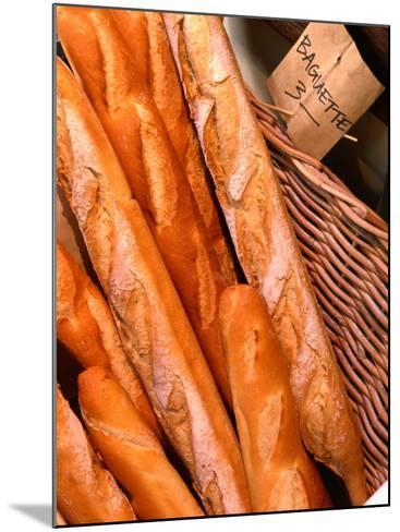 Baguettes at Fratelli Paradiso, Daringhurst, Sydney, New South Wales, Australia-Greg Elms-Mounted Photographic Print
