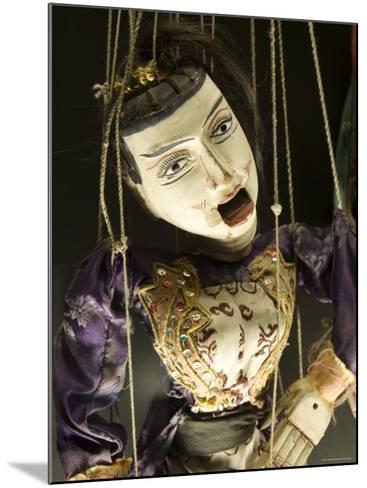 Marionet, Museu Da Marioneta, Sao Bento, Lisbon, Portugal-Greg Elms-Mounted Photographic Print