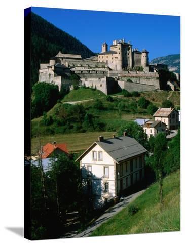 Chateau Queyras for by Vauban, Queyrac Near Bordeaux, Bordeaux, Aquitaine, France-John Elk III-Stretched Canvas Print