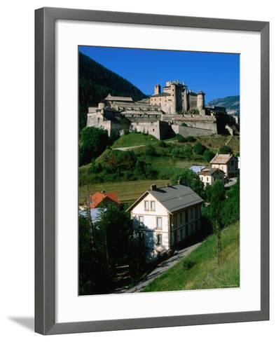 Chateau Queyras for by Vauban, Queyrac Near Bordeaux, Bordeaux, Aquitaine, France-John Elk III-Framed Art Print