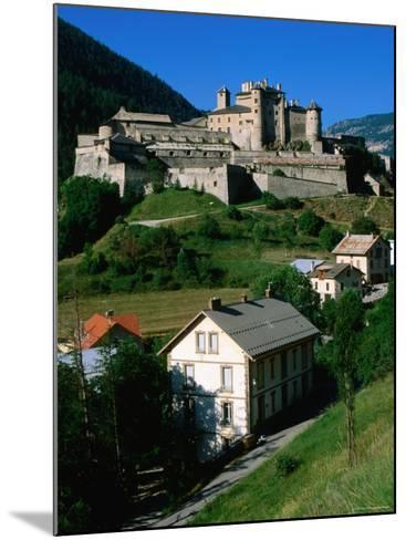 Chateau Queyras for by Vauban, Queyrac Near Bordeaux, Bordeaux, Aquitaine, France-John Elk III-Mounted Photographic Print