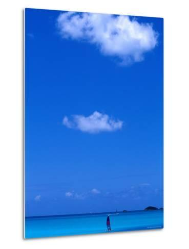 Jolly Bay Seen from Cocos Resort, St John'S-Holger Leue-Metal Print