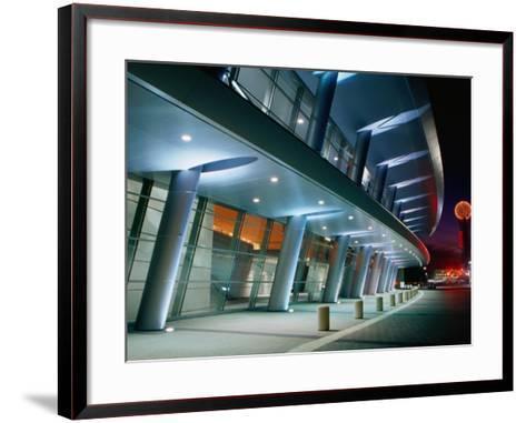 Dallas Convention Center, Dallas, Texas-Richard Cummins-Framed Art Print
