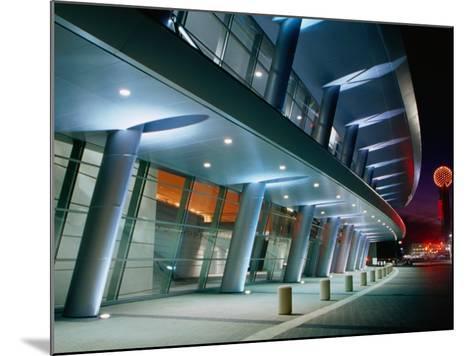 Dallas Convention Center, Dallas, Texas-Richard Cummins-Mounted Photographic Print