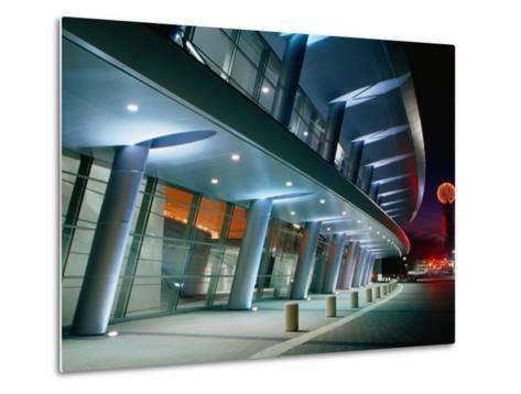 Dallas Convention Center, Dallas, Texas-Richard Cummins-Metal Print