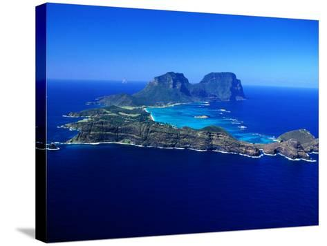 Lord Howe Island, New South Wales, Australia-Christopher Groenhout-Stretched Canvas Print