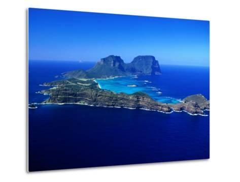 Lord Howe Island, New South Wales, Australia-Christopher Groenhout-Metal Print