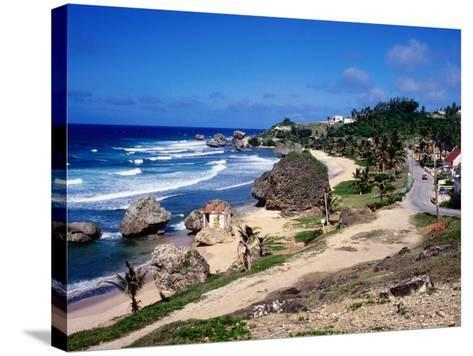 Bathsheba-Holger Leue-Stretched Canvas Print