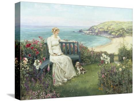 Contemplation-Henry John Yeend King-Stretched Canvas Print