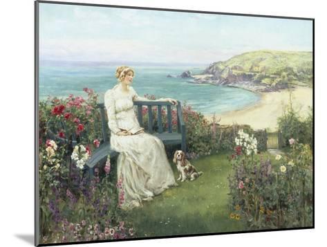 Contemplation-Henry John Yeend King-Mounted Giclee Print