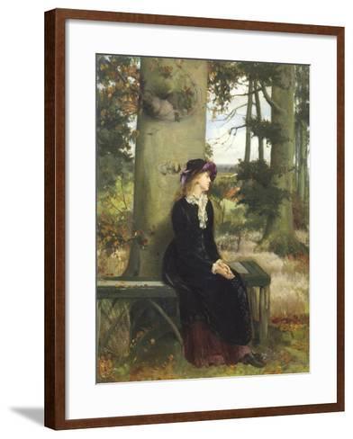 The Tryst-William Holyoake-Framed Art Print
