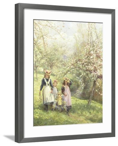 May Day-Edgar Barclay-Framed Art Print