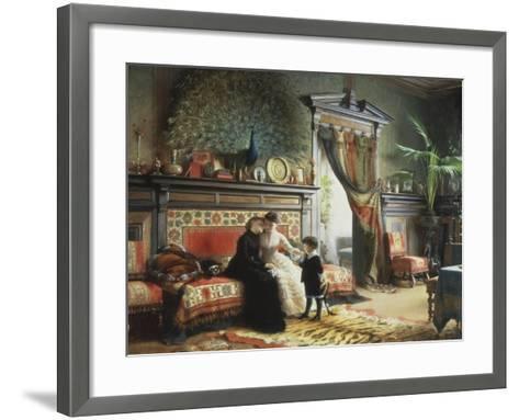 Consolation-Knut Ekwall-Framed Art Print
