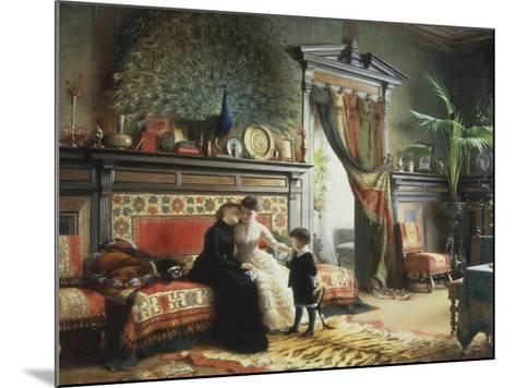Consolation-Knut Ekwall-Mounted Giclee Print