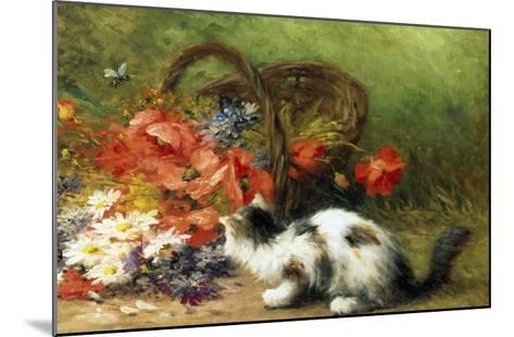 The Overturned Basket-Leon Charles Huber-Mounted Giclee Print