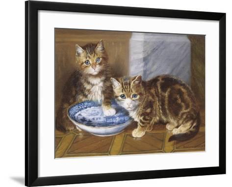 No Luck Today-Wilson Hepple-Framed Art Print