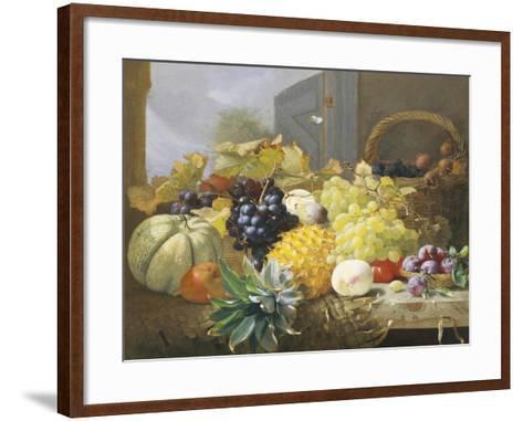 Abundance of Fruit-Eloise Harriet Stannard-Framed Art Print