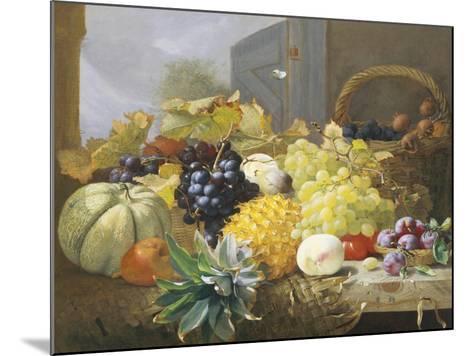 Abundance of Fruit-Eloise Harriet Stannard-Mounted Giclee Print