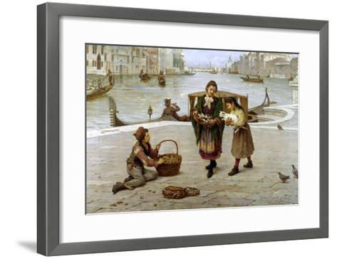 Mouthwatering Inspection-Antonio Paoletti-Framed Art Print