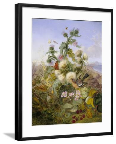 Nature's Glory-John Wainwright-Framed Art Print