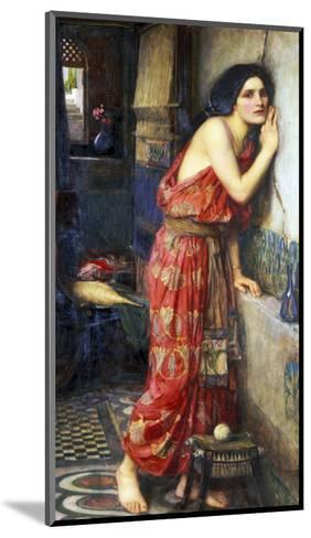 Thisbe or The Listener, c.1909-John William Waterhouse-Mounted Giclee Print