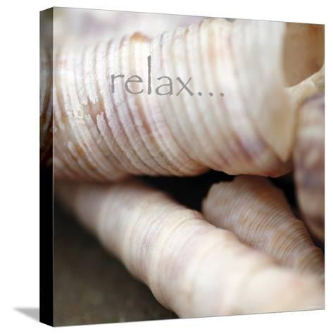 Relax-Nicole Katano-Stretched Canvas Print