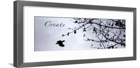 Create-Nicole Katano-Framed Art Print