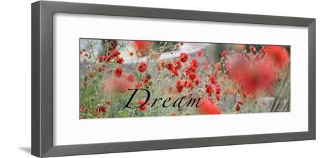 Dream Flowers II-Nicole Katano-Framed Art Print