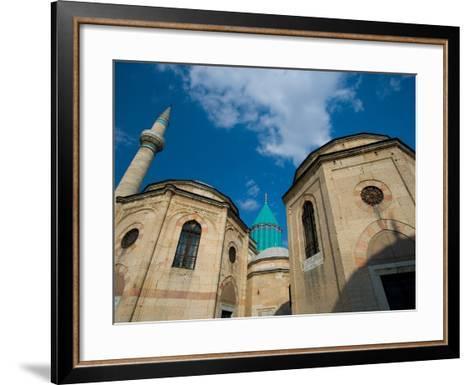 Home to the Whirling Dervish, Mevlana Museum, Konya, Turkey-Darrell Gulin-Framed Art Print