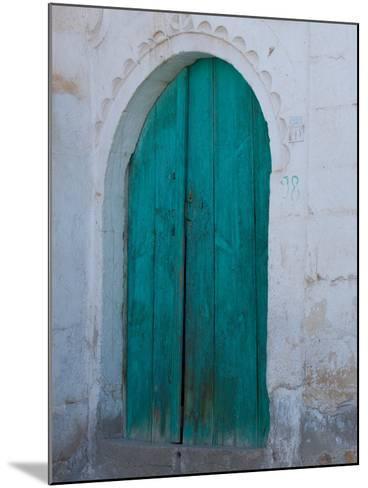 Doorway in Small Village, Cappadoccia, Turkey-Darrell Gulin-Mounted Photographic Print