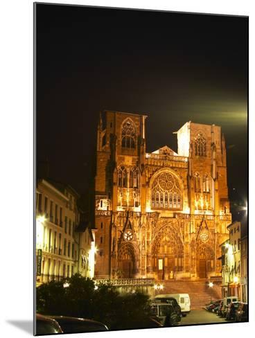Saint Maurice Cathedral, Vienne, Isere, France-Per Karlsson-Mounted Photographic Print