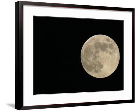 Full Moon-Arthur Morris-Framed Art Print