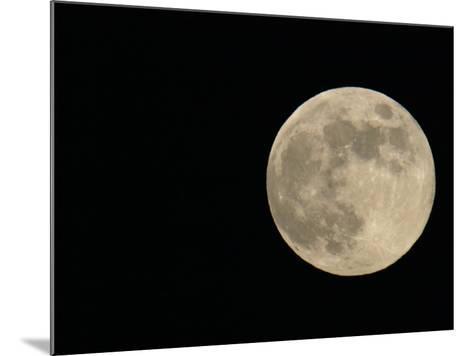 Full Moon-Arthur Morris-Mounted Photographic Print