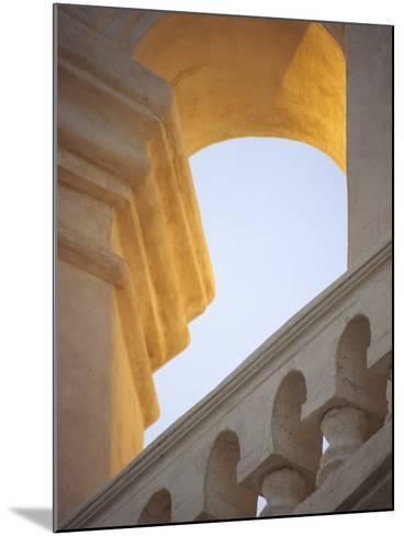 Mission San Xavier Del Bac, Tucson, Arizona, USA-John & Lisa Merrill-Mounted Photographic Print