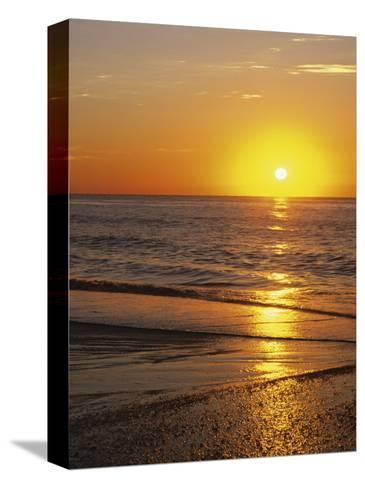Sunrise Over Myrtle Beach, South Carolina, USA-Dennis Flaherty-Stretched Canvas Print