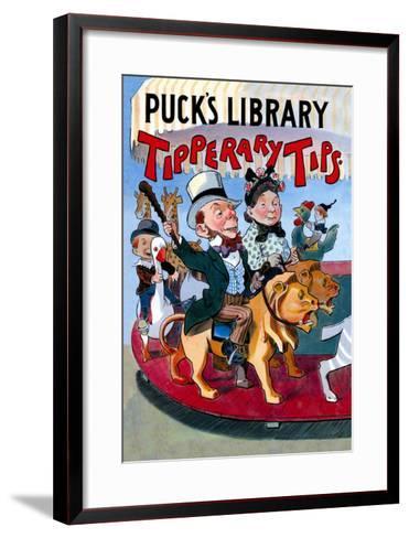 Tipperary Tips--Framed Art Print