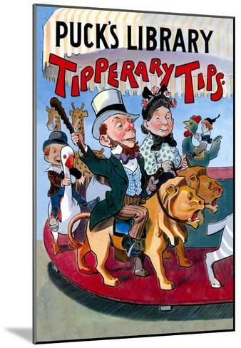 Tipperary Tips--Mounted Art Print