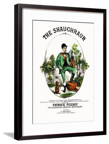 The Shaughraun--Framed Art Print