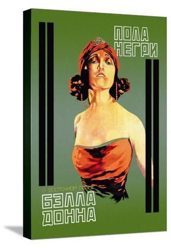 Bella Donna I-Khail O. Dlugach-Stretched Canvas Print