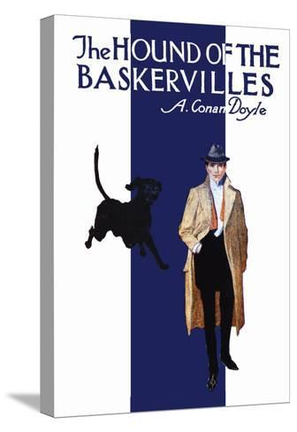 The Hound of the Baskervilles II--Stretched Canvas Print