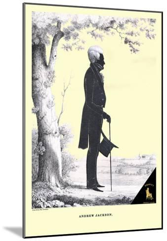 Andrew Jackson-William H^ Brown-Mounted Art Print