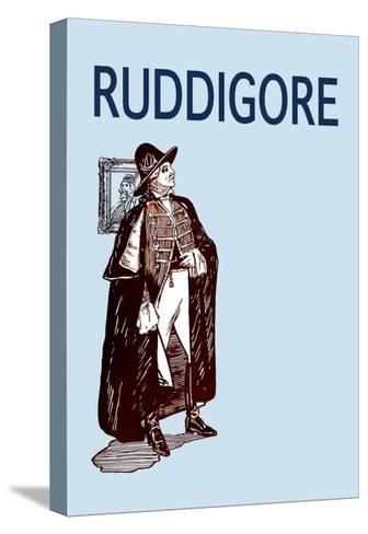 Gilbert & Sullivan: Ruddigore--Stretched Canvas Print