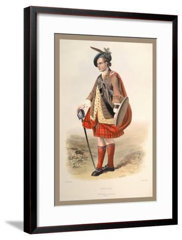 MacNab-R^r^ Mcian-Framed Art Print