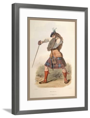 Maclachlan-R^r^ Mcian-Framed Art Print