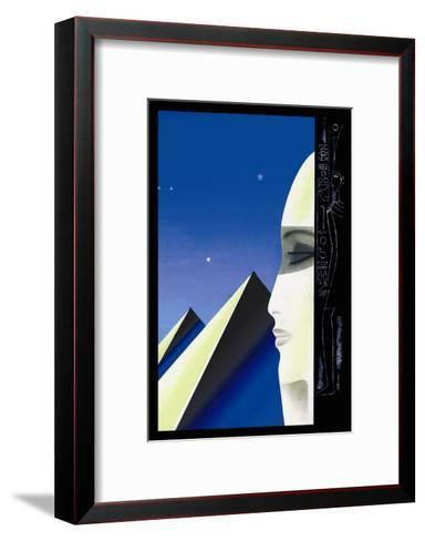 Setting for an Egyptian Story-Frank Mcintosh-Framed Art Print