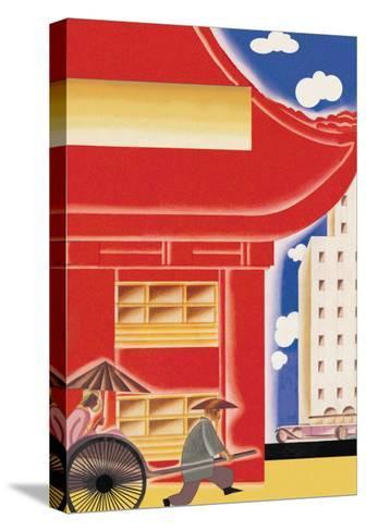 Innovation-Frank Mcintosh-Stretched Canvas Print