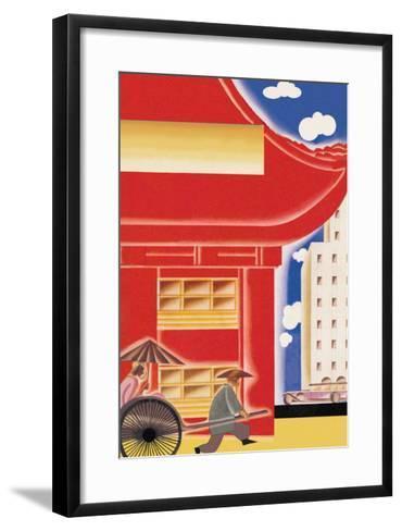 Innovation-Frank Mcintosh-Framed Art Print