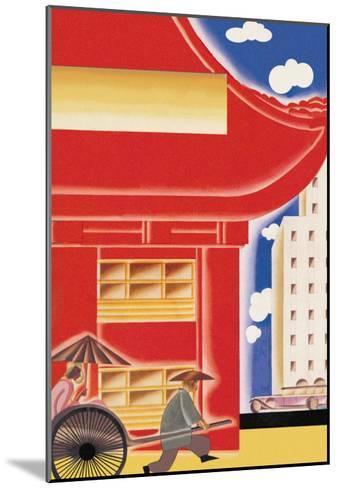 Innovation-Frank Mcintosh-Mounted Art Print