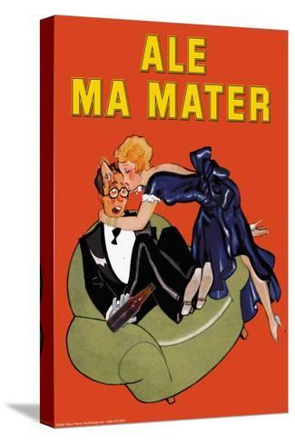 Ale Ma Matter--Stretched Canvas Print